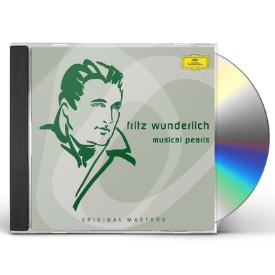 ART OF FRITZ WUNDERLICH CD