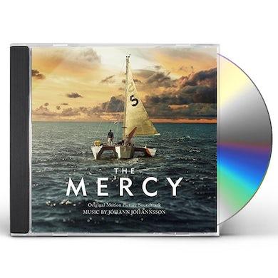 Johann Johannsson MERCY - Original Soundtrack CD