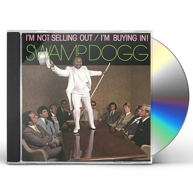 Swamp Dogg I'M NOT SELLING OUT / I'M BUYING IN! CD