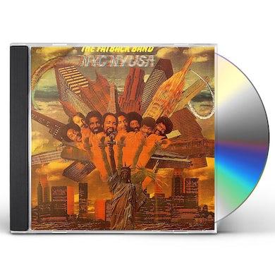 Fatback Band NYCNYUSA CD
