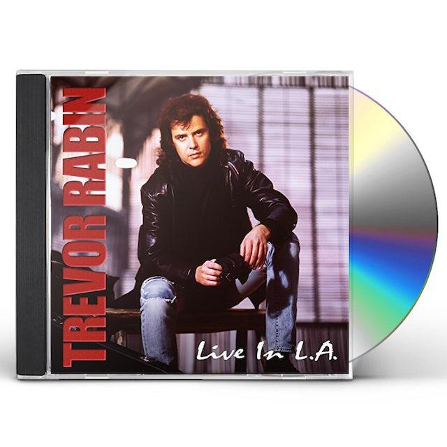 Trevor Rabin LIVE IN L.A. CD