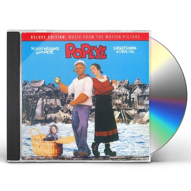 Harry Nilsson  Popeye - Music From The Motion Picture (2 CD)(Deluxe Edition) CD