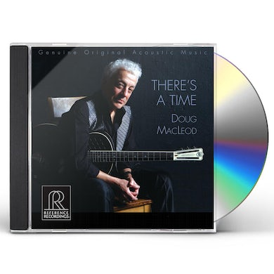 Doug Macleod THERE'S A TIME CD