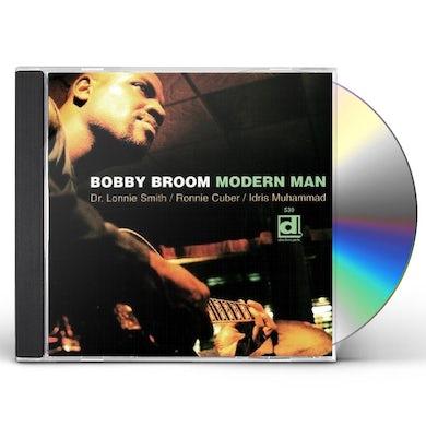 Bobby Broom MODERN MAN CD