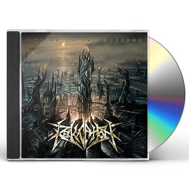 Revocation EMPIRE OF THE OBSCENE CD