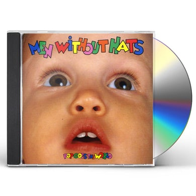 Men Without Hats POP GOES THE WORLD CD