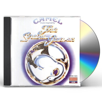 Camel SNOW GOOSE - ENGLAND CD