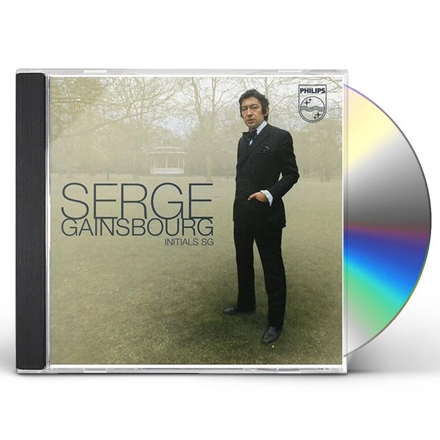 Serge Gainsbourg INITIALS SG: BEST OF CD