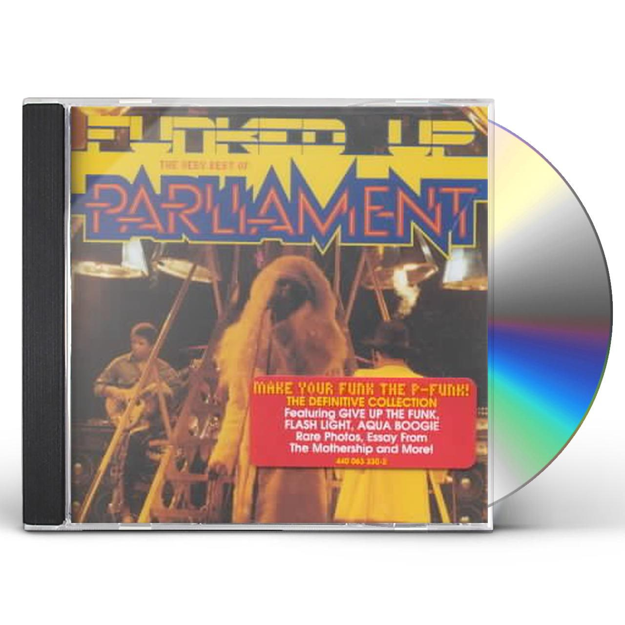 Parliament FUNKED UP: THE VERY BEST OF CD