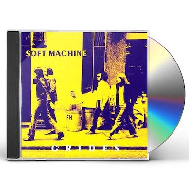 Soft Machine GRIDES CD