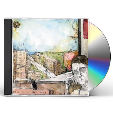 Frank Turner Sleep Is For The Week (2 CD)(Tenth Anniversary Edition) CD