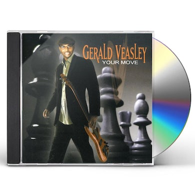 Gerald Veasley YOUR MOVE CD