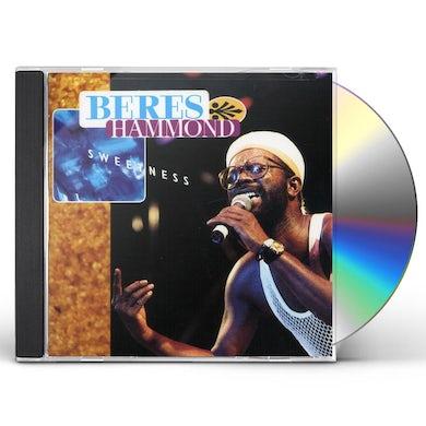 Beres Hammond SWEETNESS CD