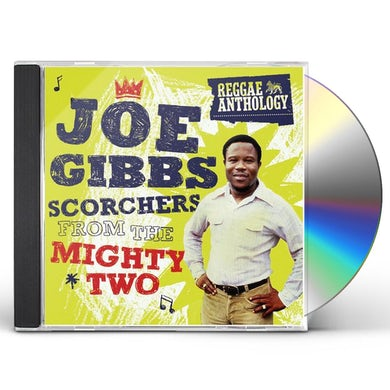 Joe Gibbs SCORCHERS FROM THE MIGHTY TWO CD
