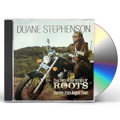 Duane Stephenson DANGEROUSLY ROOTS CD