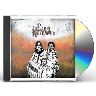 EARLY NOVEMBER MOTHER THE MECHANIC & THE PATH CD