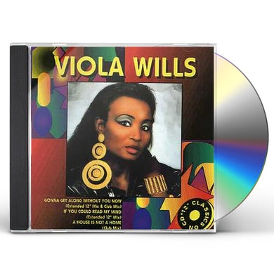 Viola Wills GONNA GET ALONG WITHOUT YOU NOW CD