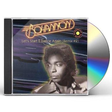 Bohannon LET'S START TO DANCE AGAIN (EUROPEAN REMIX) (X4) CD