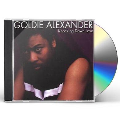 Goldie Alexander KNOCKING DOWN LOVE CD