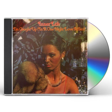 I'M CAUGHT UP IN A ONE NIGHT LOVE AFFAIR CD