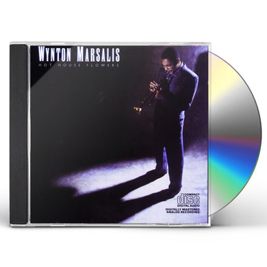 Wynton Marsalis HOTHOUSE FLOWERS CD