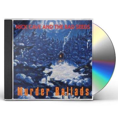 Nick Cave & The Bad Seeds MURDER BALLADS CD
