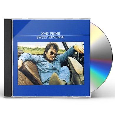 John Prine SWEET REVENGE CD