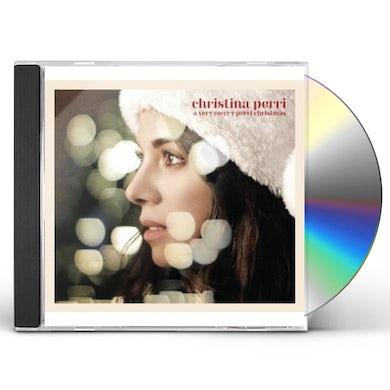 Christina Perri VERY MERRY PERRI CHRISTMAS CD