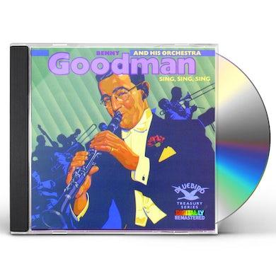 Benny Goodman SING SING SING CD