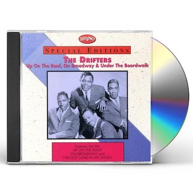 Drifters HITS CD