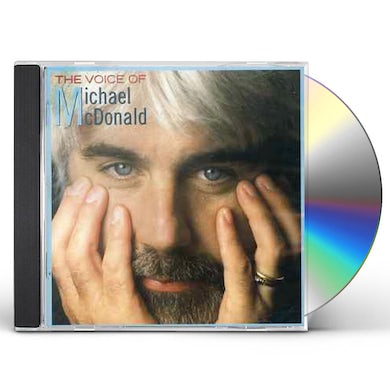 VOICE OF MICHAEL MCDONALD CD