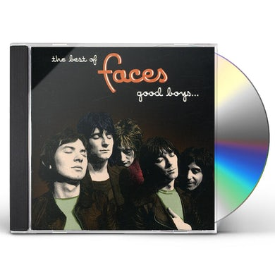 BEST OF FACES: GOOD BOYS WHEN THEY'RE ASLEEP CD