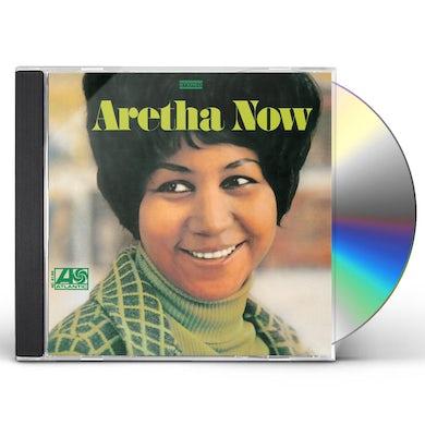 Aretha Franklin   ARETHA NOW CD
