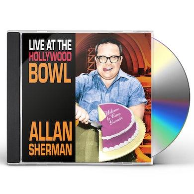 Allan Sherman LIVE AT THE HOLLYWOOD BOWL CD