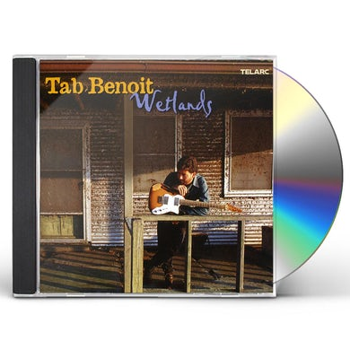 Tab Benoit WETLANDS CD