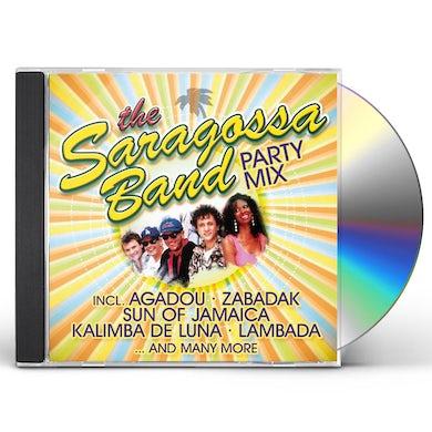 Saragossa Band PARTY MIX CD