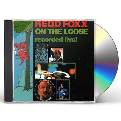 Redd Foxx ON THE LOOSE CD
