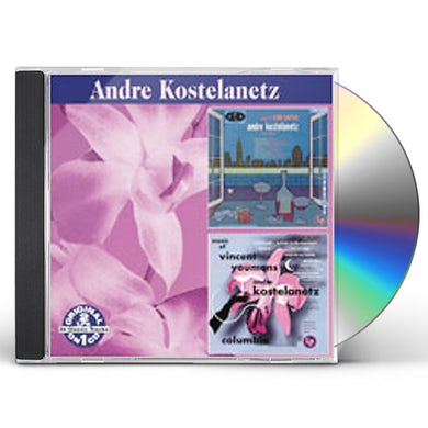 Andre Kostelanetz MUSIC OF COLE PORTER / MUSIC OF VICTOR YOUMANS CD