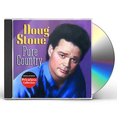 Doug Stone PURE COUNTRY CD