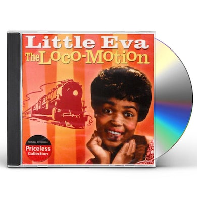 Little Eva LOCOMOTION CD