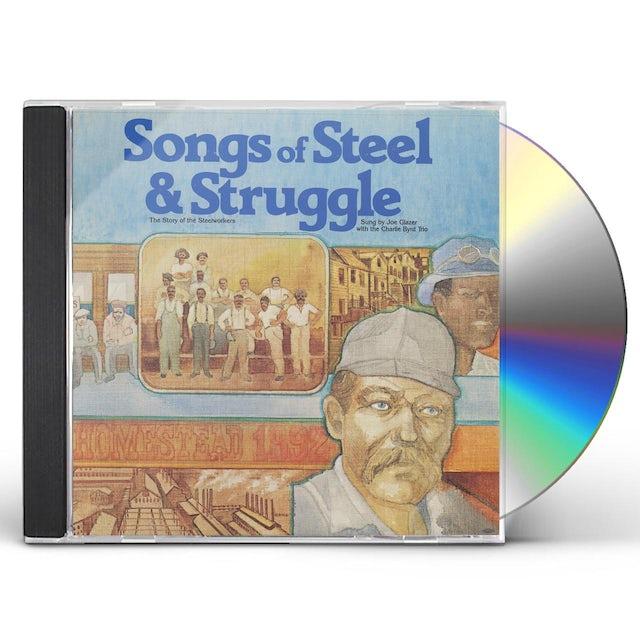 Joe Glazer SONGS OF STEEL AND STRUGGLE: T CD
