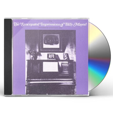 SYNCOPATED IMPRESSIONS OF BILLY MAYERL CD