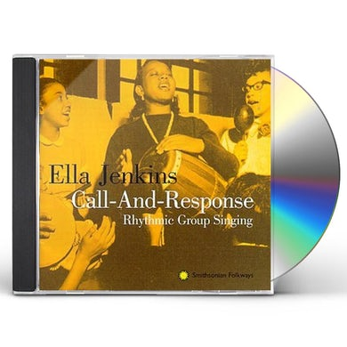 Ella Jenkins CALL & RESPONSE CD