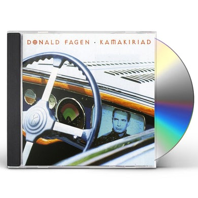 Donald Fagen KAMAKIRIAD CD
