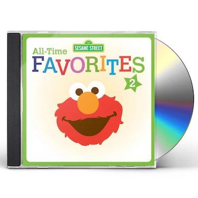 Sesame Street ALL-TIME FAVORITES 2 CD