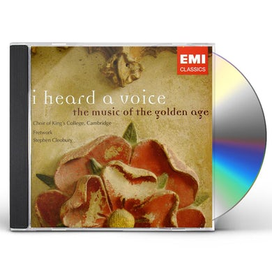 I HEARD A VOICE: MUSIC OF THE GOLDEN AGE CD