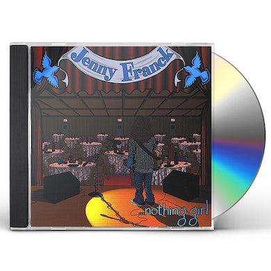 Jenny Franck NOTHING GIRL CD