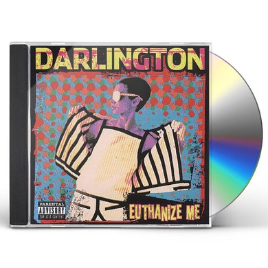 Darlington EUTHANIZE ME CD