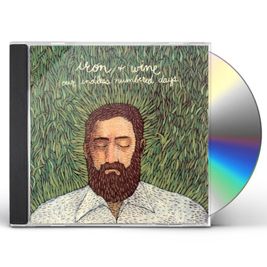 Iron & Wine OUR ENDLESS NUMBERED DAYS CD
