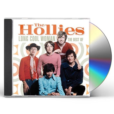 The Hollies LONG COOL WOMAN: THE BEST OF CD
